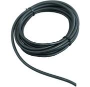 Fuel / Oil Line, Black Neoprene
