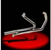 Cycle Shack exhaust 2-1-2 header for 09-13 FLHT/FLHR/FLTR/FLHX models