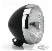 TC-Choppers headlight 7 inch bottom mount
