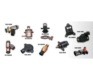 piezas de inyección de combustible electrónico