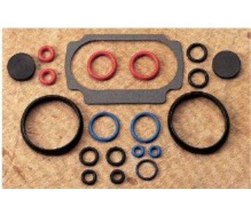James pakkingen en afdichtingen inductiemodule o-ringset Voor 95-01 FLT FLHT FLHR modellen met brandstofinjectie