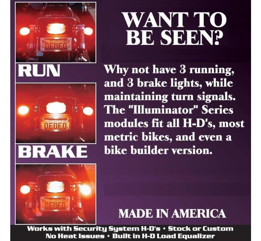 Harley Davidson Illuminator