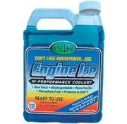 Engine ice engine ice coolant