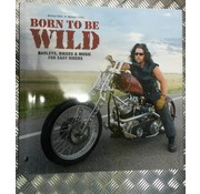 DNA audio Born to be Wild - boek met 4 cd's