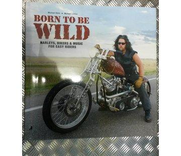 DNA audio Born to be Wild - boek met 4 cd's
