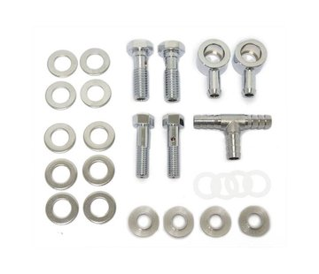 TC-Choppers AIR CLEANER BREATHER KIT