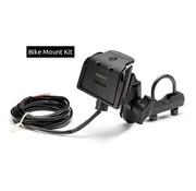 Tomtom audio rider bike mount kit Fits: > Universal