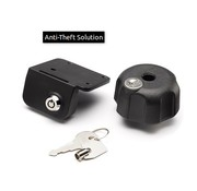 Tomtom audio  anti-theft solution