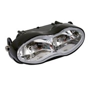 MCS headlight double headlamp oval
