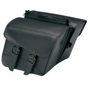 Willie + Max Luggage bags COMPACT BLACK JACK SADDLEBAGS - Small