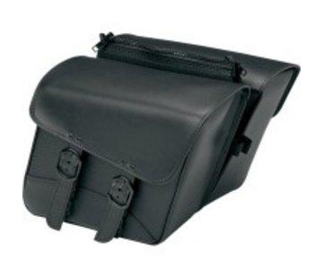 Willie + Max Luggage tassen COMPACT BLACK JACK ZADELTASSEN - groot