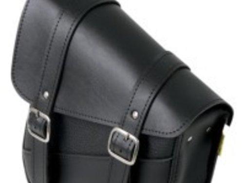 Willie + Max Luggage bags SWINGARM SADDLEBAG - Softail