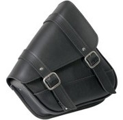 Willie + Max Luggage SWINGARM SADDLEBAG - Softail