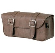 Willie + Max Luggage DOUBLE DOWN BROWN TOOL POUCH