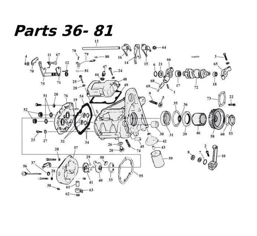 Harley Davidson Transmission Diagrams - Wiring Diagram K3 on