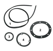 James gaskets and seals primary kit BT 36-64