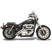 Bassani exhaust  Radial -Sweeper 86-03Sportster XL