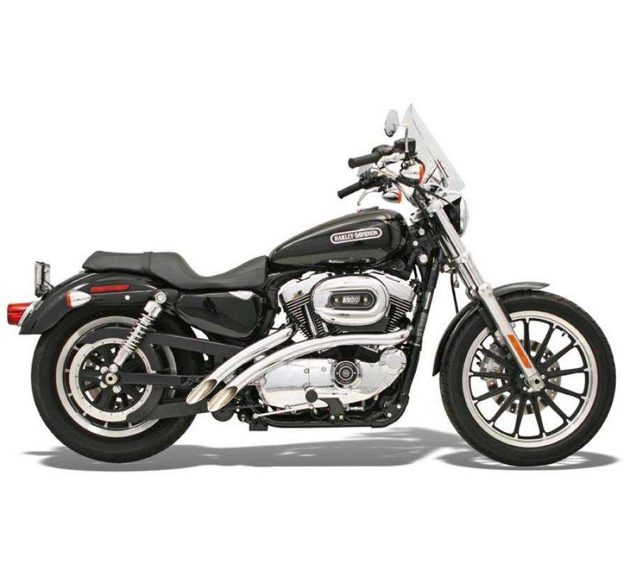 Harley Davidson Abgas Radial -Sweeper, 86-03XL Sportster