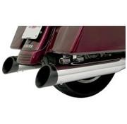 Bassani uitlaat ENDCAP 4 inch Quick Change Muffler Series Black Slash