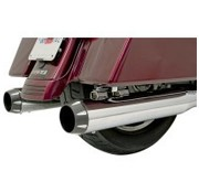 Bassani exhaust ENDCAP Flutes for Quick Change 4 inch  Muffler