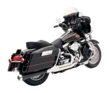 Bassani Hitzeschilder CHROME FLH 2-1 ROAD RAGE 2-IN-1-Systeme