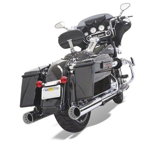Bassani Harley Davidson MUFFLER DNTS 95-14 CHROM / CHROM