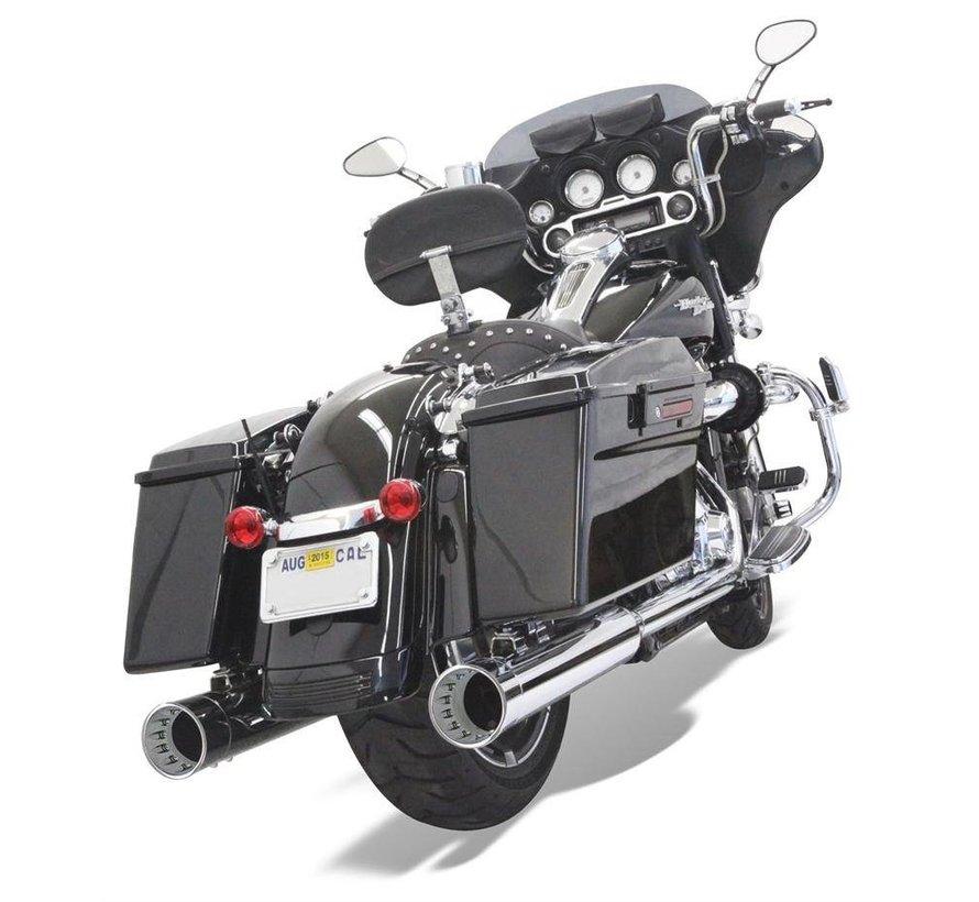 Harley Davidson MUFFLER DNTS 95-14 CHROM / CHROM
