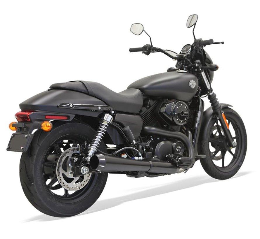 Harley Davidson ENDSCHALLDÄMPFER 4 MEGAPHON STREET500