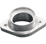 Carburetor BILLET FLANGE ADAPTER for SPIGOT-TYPE CARB