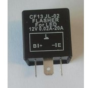 Flasher para LED IC Relay
