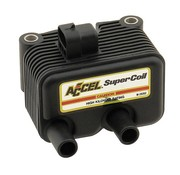 Accel Ignition Coil 99-06 CARBURETED Twincam Super - 0.5 Ohm