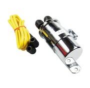 MCS round coil 6 Volt; Fits: > 36-64 Bigtwin