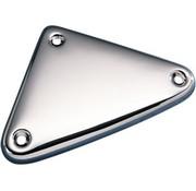 Bobinedeksel chroom en module - Sportster XL 82-03