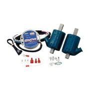 DYNA ignition single fire coil Dyna 2000I PLUG KIT 2 COILS