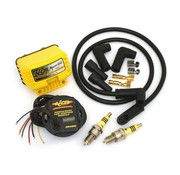 Accel single fire ignition system kit, > 70-99 Bigtwin; 71-03 XL