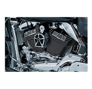Kuryakyn Horn cover MACH 2 - black or Chrome