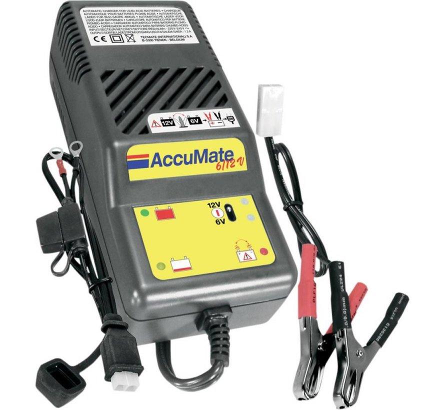 batterij LADER ACCUMATE 6V / 12V