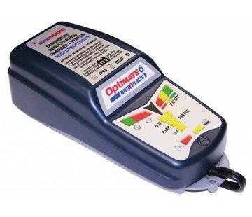 Tecmate batterij OPLADER OPTIMAAL 6