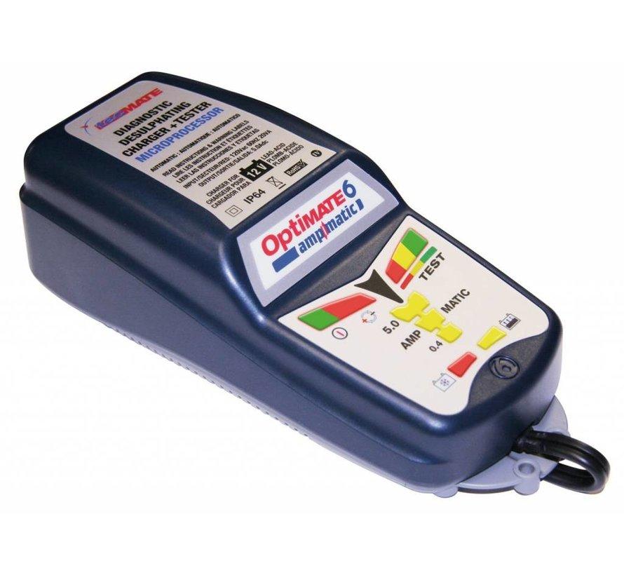 batterij OPLADER OPTIMAAL 6