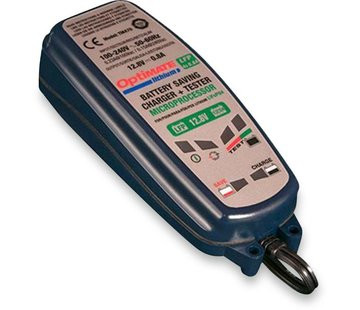 Tecmate Acculader Optimate - 0,8 A.