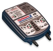 Tecmate batterie CHARGER OPTIMATE 3 -2 BANKS
