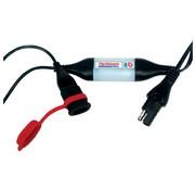 """Tecmate Wetterfeste Universal USB-Ladegerät mit 40 """"SAE-Anschluss O102"""