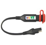 Tecmate batterie SAE CORD WITH TEST LEAD O125