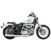 Bassani exhaust  Road Race HS 07-13 XL - Chrome