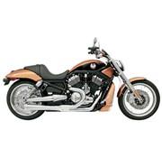 Bassani Harley Davidson uitlaat Road Race2-1 02-05 VROD - chroom