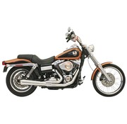 Bassani Roadrace de escape 2-1 06-16FXD Cromo / Negro