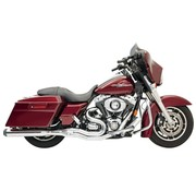 Bassani exhaust  2-1 95-16FL Chrome/Black