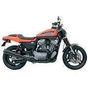 Bassani uitlaat 2-1 Road Rage II B1 Power XR1200 -Zwart