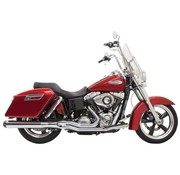 Bassani exhaust  2-1 RoadRage FLD Chrome/Black