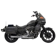 Bassani Roadrace escape 2-1 EVO FXRT Cromo / Negro